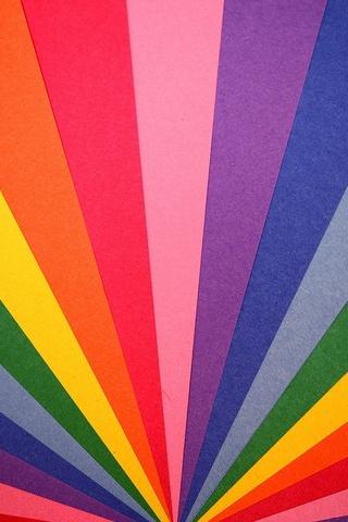 Rainbow Light Pattern