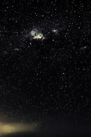Nighty Mighty Dark Space