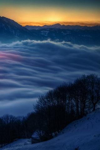 Smoky Foggy Mountain