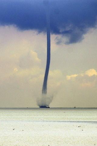 Tornado Storm Rain