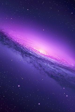 보라색 은하계