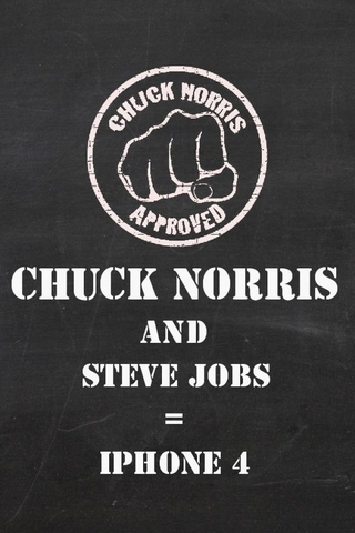 Chuck Norris And Steve Jobs