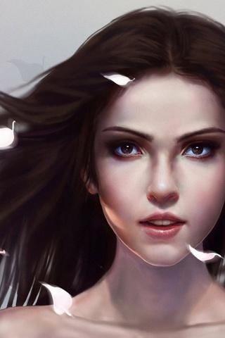 Beauty Brunette