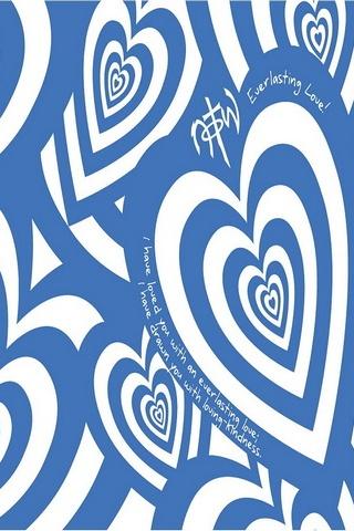 Blue Everlasting Love