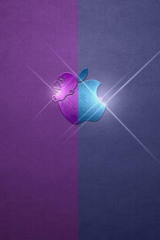 Luzes de maçã