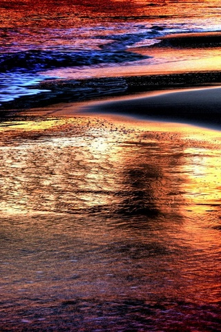 रंगीन सागर