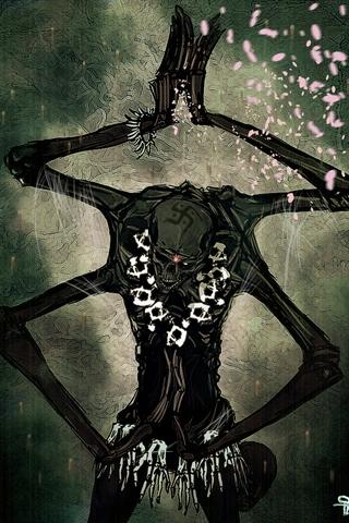 Hindu Kali
