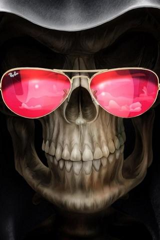 Skull Shades