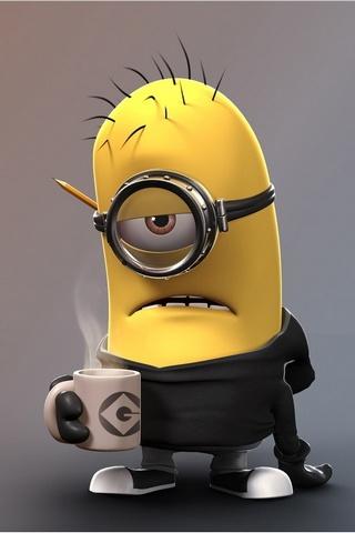 Minion Coffee