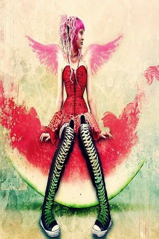 Watermelon Girl