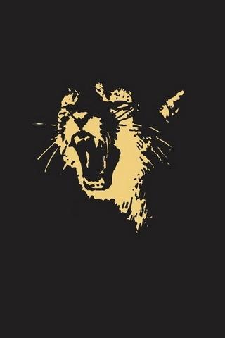 Сердитий тигр