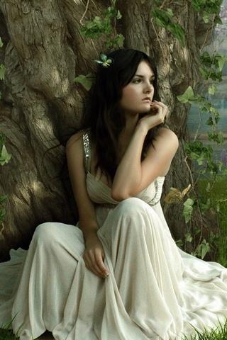 Lonely Princess
