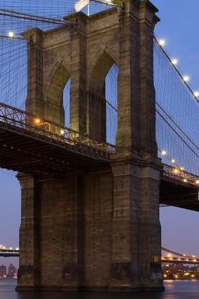 Bridge And Lights