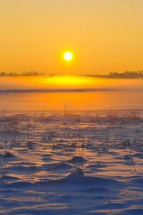Rising Sun Sea view