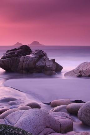 Stone Near Seaside