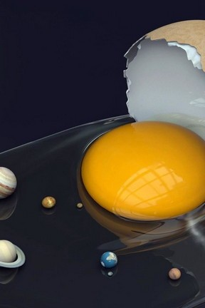Egg Yolk World