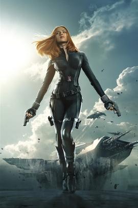 Captain America 2 S*xy Soldier