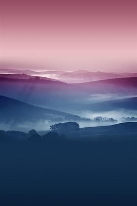 Hazy Nature