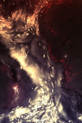 Space Art Universe