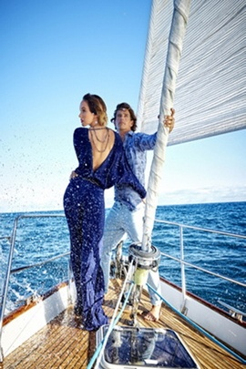 Couple And Sea