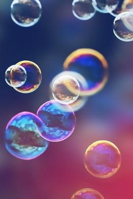 3D Bubbles For IPhone