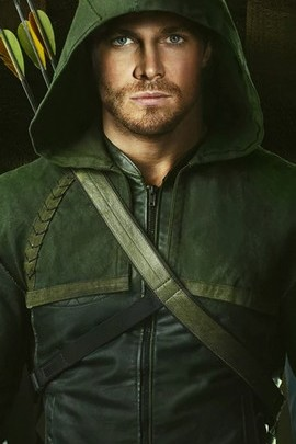 Oliver Queen As Arrow