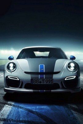 Techart Porsche 911 Turbo (991) Wg
