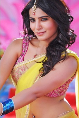 Cute Samantha Ruth Prabhu