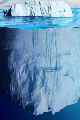 Beautiful Iceberg