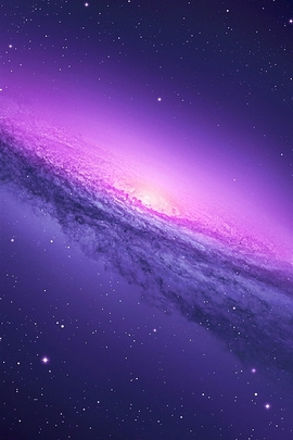 Purple Galaxy I