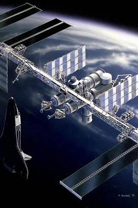 Space Station Iss