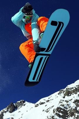 Trượt tuyết Núi
