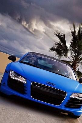 Audi Sport Car