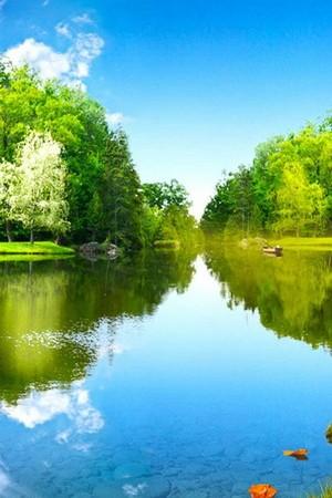 Calmly Lake