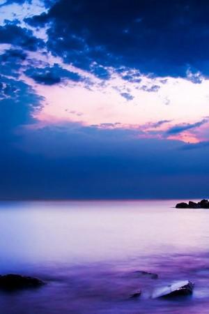 Sea Sky Reflection