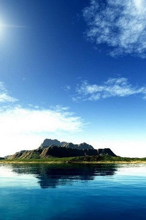 Center Sea Island