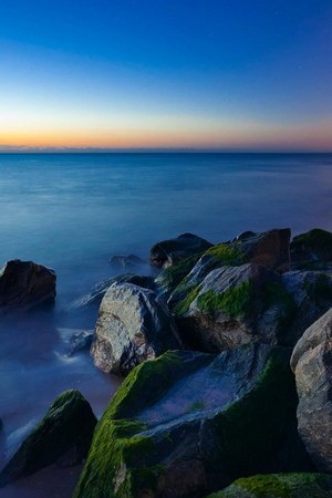 Bluish Ocean