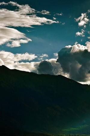 Núi Mây