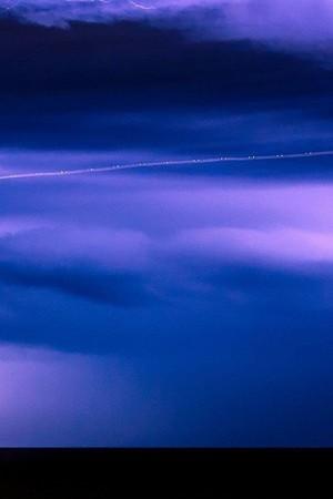 Dark Night Sky