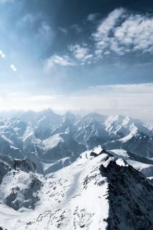 Kış dağı