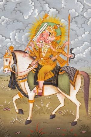 Nghệ thuật Ganesha