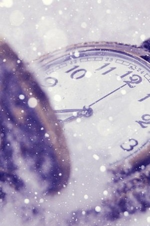 Winter Clock