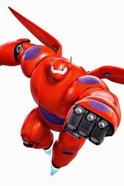 Big Hero 6 nhân vật