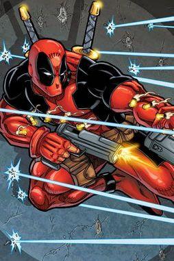 Deathstroke And Deadpool