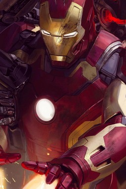 Avengers Age Of Ultron Ironman