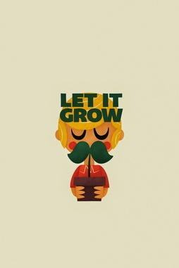 Biarkan tumbuh