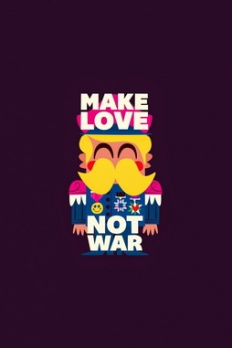 전쟁을 사랑하지 마라.