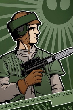 Star Wars Rebellion Propaganda Posters