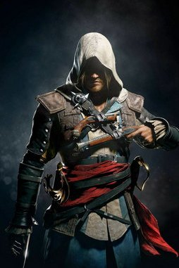 Edward Kenway Pirate