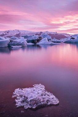 Озеро Scenery